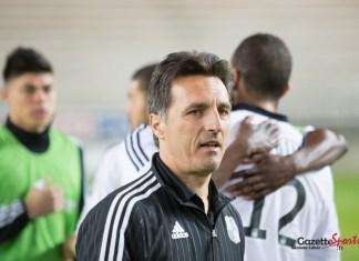 Christophe Pélissier après-match