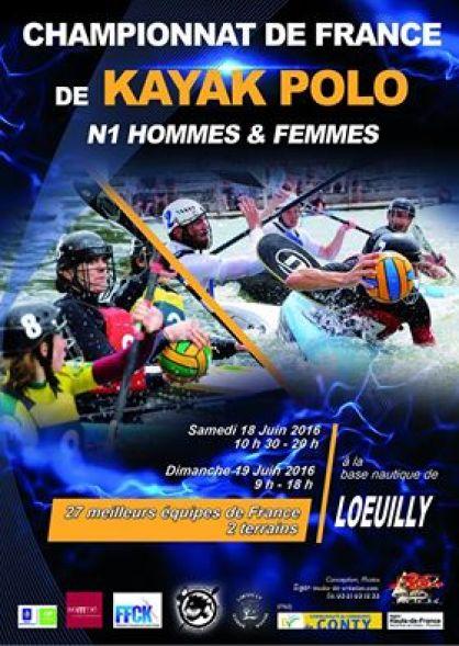 kayak,polo loeuilly