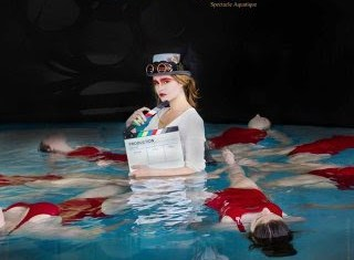 natation synchro