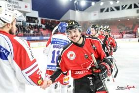 Le retour sur la glace de Nicolas Leclerc
