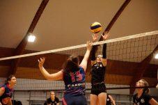 Volley Ball Féminin- Amiens Vs Villers Cotterets - Romain Gambier- Gazettesports-40