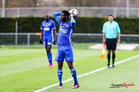 football - ac amiens vs lille b_0001 - leandre leber - gazettesports