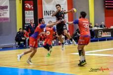 handball - aph - amiens vs angers_0029 - leandre leber - gazettesports