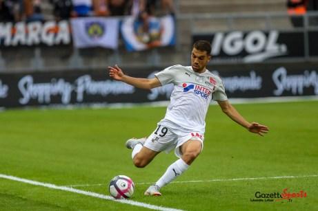 football - ligue 1 - amiens sc vs montpellier - oualid el hajjam _0001 - leandre leber - gazettesports