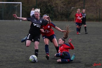 FOOTBALL- ASC Féminin vs Lille 2 - Gazette Sports - Coralie Sombret-34
