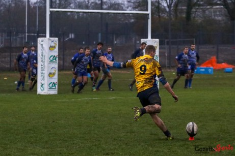 RUGBY - RCA vs Valenciennes - Gazette Sports - Coralie Sombret-34