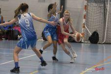 Baskettball Tournoi Départemental (filles) Reynald Valleron (46)