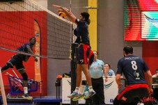 VOLLEY-BALL - AMVB vs PUC Volley - Gazette Sports - Coralie Sombret-12