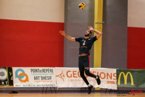 VOLLEY-BALL - AMVB vs PUC Volley - Gazette Sports - Coralie Sombret-9