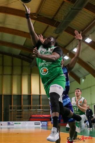 BASKET-BALL - ESCLAMS vs Laval - Gazette Sports - Coralie Sombret-10