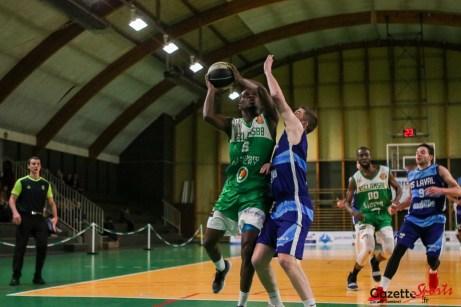 BASKET-BALL - ESCLAMS vs Laval - Gazette Sports - Coralie Sombret-15