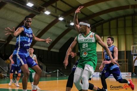 BASKET-BALL - ESCLAMS vs Laval - Gazette Sports - Coralie Sombret-25