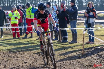 CYCLOCROSS - Championnat de France - Gazette Sports - Coralie Sombret-12