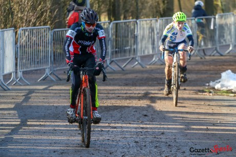 CYCLOCROSS - Championnat de France - Gazette Sports - Coralie Sombret-24