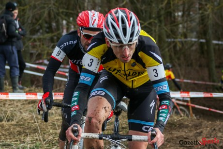CYCLOCROSS - Championnat de France - Gazette Sports - Coralie Sombret-54