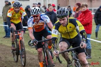 CYCLOCROSS - Championnat de France - Gazette Sports - Coralie Sombret-66