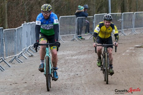 CYCLOCROSS - Championnat de France - Gazette Sports - Coralie Sombret-76