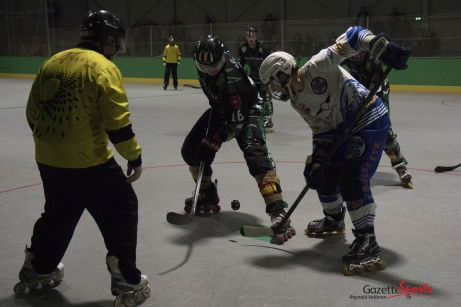 Green Falcons vs Reims (Reynald Valleron) (43)