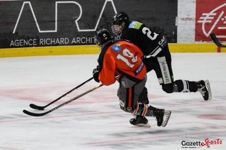 HOCKEY-SUR-GLACE - U17 vs Meudon ACBB - Gazette Sports - Coralie Sombret-5