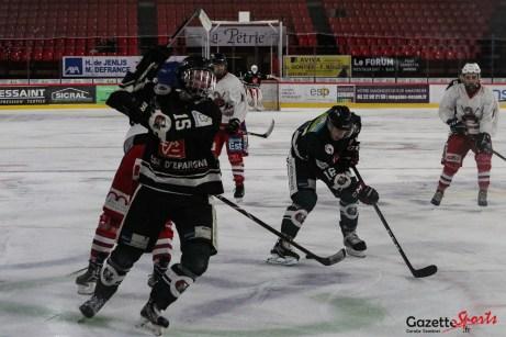 HOCKEY-SUR-GLACE - U20 vs Mulhouse - Gazette Sports - Coralie Sombret
