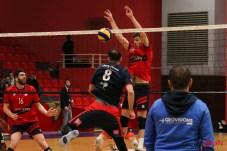 VOLLEY-BALL - AMVB vs Lyon - Gazette Sports - Coralie Sombret-20