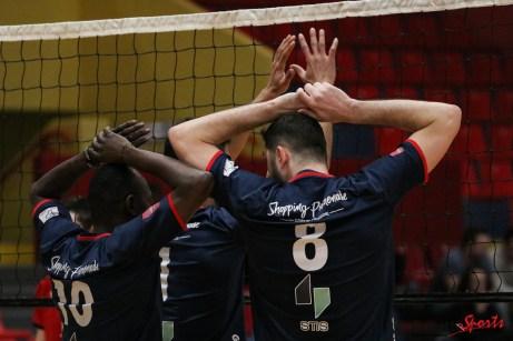 VOLLEY-BALL - AMVB vs Lyon - Gazette Sports - Coralie Sombret-26