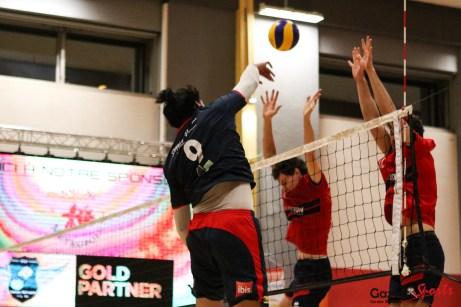 VOLLEY-BALL - AMVB vs Lyon - Gazette Sports - Coralie Sombret-4