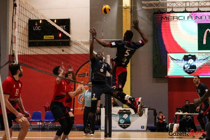 VOLLEY-BALL - AMVB vs Lyon - Gazette Sports - Coralie Sombret