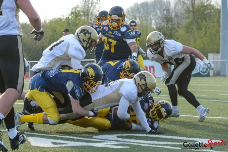 FOOT US_SPARTIATES vs COUGARS_Kévin_Devigne_Gazettesports_-15