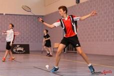 BADMINTON - Tournoi National des jeunes gargouilles- GazetteSports - Coralie Sombret-18