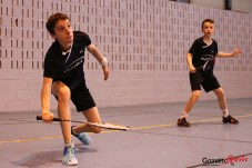BADMINTON - Tournoi National des jeunes gargouilles- GazetteSports - Coralie Sombret-21