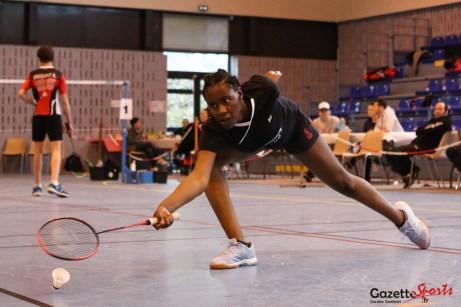BADMINTON - Tournoi National des jeunes gargouilles- GazetteSports - Coralie Sombret-25