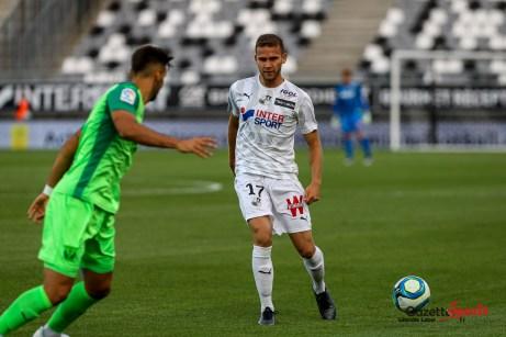 football - ligue 1 - amiens sc vs leganes amical - alexis blin _0002 leandre leber - gazettesports