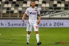 football - ligue 1 - amiens sc vs leganes amical - alexis blin _0003 leandre leber - gazettesports