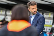 football - ligue 1 - amiens sc vs leganes amical - luka elsner _0006 leandre leber - gazettesports