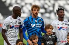 football - ligue 1 - amiens sc vs leganes amical - prince gouano - regis gurtner - timite cheick _0001 leandre leber - gazettesports