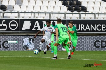 football - ligue 1 - amiens sc vs leganes amical - timite cheick_0001 leandre leber - gazettesports