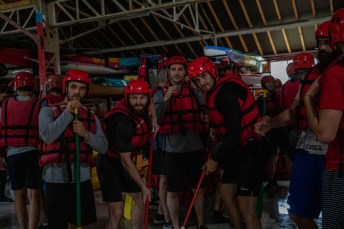 hockey sur glace - les gothiques - team building - rafting 0008 - reynald valleyron - gazettesports