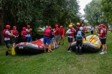 hockey sur glace - les gothiques - team building - rafting 0017 - reynald valleyron - gazettesports