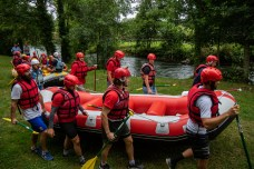 hockey sur glace - les gothiques - team building - rafting 0024 - reynald valleyron - gazettesports