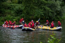 hockey sur glace - les gothiques - team building - rafting 0128 - reynald valleyron - gazettesports
