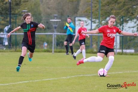 FOOTBALL - Portugais Féminin VS Calais - GazetteSports - Coralie Sombret-26