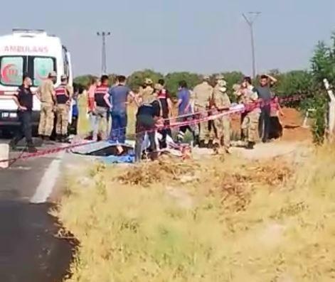 Fıstık kavgasında öldürülen baba ve oğlun cenazesi Gaziantep'e getirildi