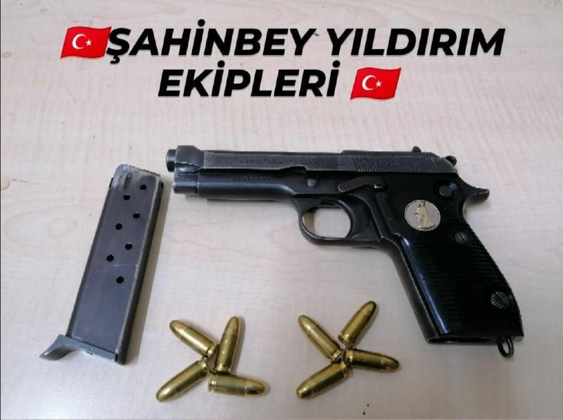 Gaziantep'te huzur operasyonu: 142 kişiye işlem