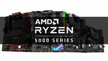 MSIの全400シリーズマザーボードはRyzen 5000対応に
