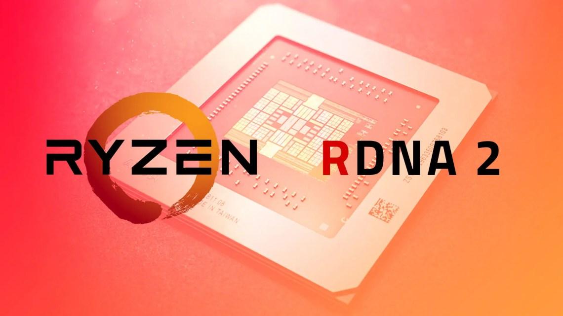 Ryzen with RDNA2 eyecatch