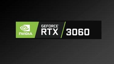 NVIDIA GeForce RTX 3060は2月25日発売。北米で$329から。