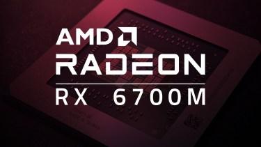 AMD Radeon RX 6700Mのベンチマークが出現。RTX 3070Mより高速