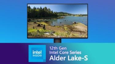 Intel Alder Lake-Sの発売日は11月4日。予約開始は10月27日