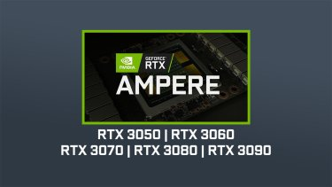 GeForce RTX 3000シリーズの最新情報まとめ